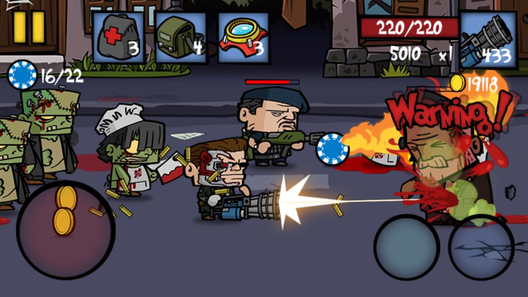 Zombie Age 2 для Android Экшны, шутеры  - zombie-age-2-1.1.7-4