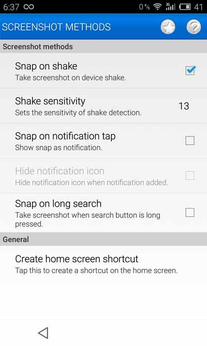 Как снять скриншот на Android? Приложения  - 1431575910_screenshoter-1