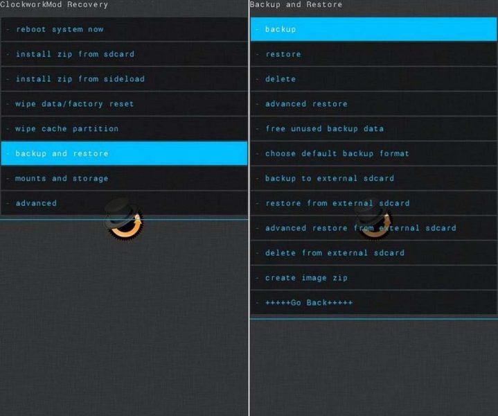 Как сделать копию системных файлов Nandroid Backup ? Приложения - 1459637446_delat-nandroid-backup-2-1
