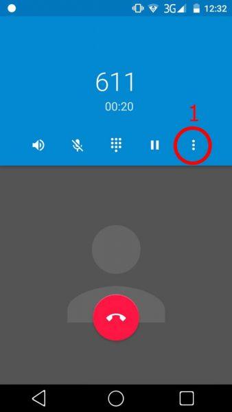 5 Способов записывать разговор на смартфоне Приложения  - 1467557003_shag-1-najimaem-menu