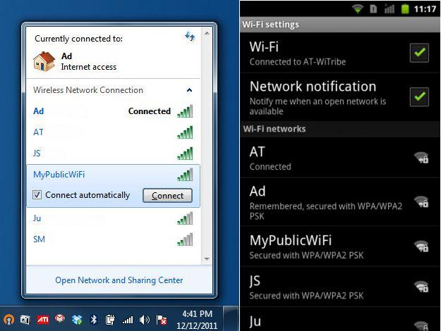 Как раздавать Wi-Fi с ноутбука на Андроид? Приложения  - 564cbeefb35aa02511ffde57