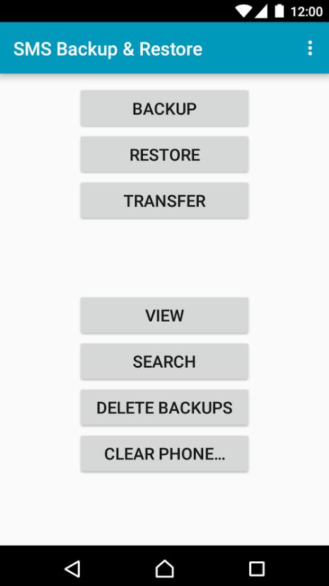 Как восстановить СМС на Андроиде? SMS Backup & Restore. Приложения  - 09-09-2016-17-20-40
