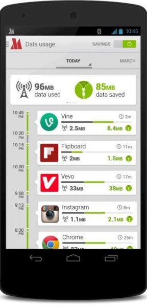 Как ускорить интернет на андроиде? Приложения  - operamax11