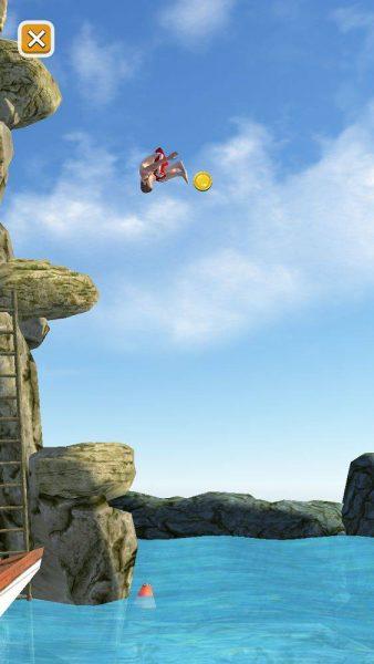 Flip Diving для Android Аркады  - 1471947648_flip-diving-4