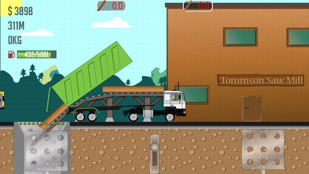 Trucker Joe для Android Симуляторы  - 1475429694_7