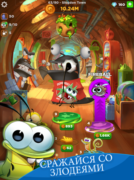 Best Fiends Forever для Android Казуальные - best-fiends-forever-2.1.0-2