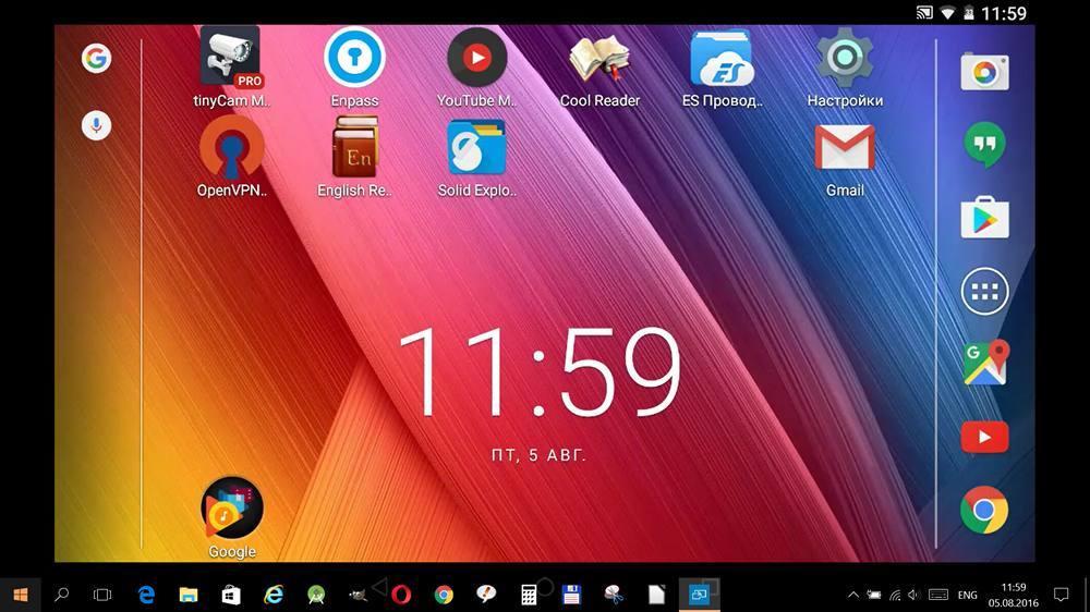 Как отобразить экран андроида  на дисплее Windows 10 на PC ? Приложения  - connect
