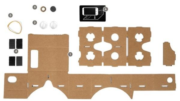 Как сделать Google Cardboard  своими руками ? Приложения  - google_cardboard