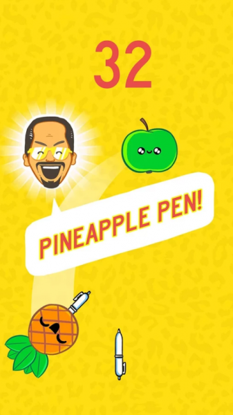 Pineapple Pen для Android Аркады - pineapple-pen-dlya-android
