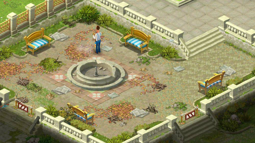 Gardenscapes - New Acres для Android Казуальные - 1473802237_gardenscapes-new-acres11