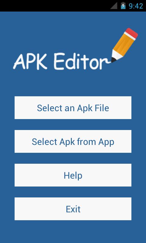 Топ 10 приложений для взлома игр на Андроиде Игры  - apk-editor-1.7.2-1-1