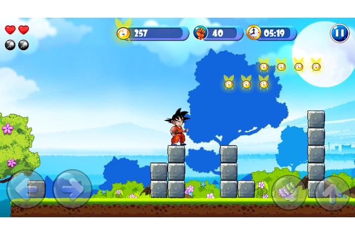 Dragon Warrior Adventures для ANdroid Аркады  - dragon-warrior-adventures-dlya-android