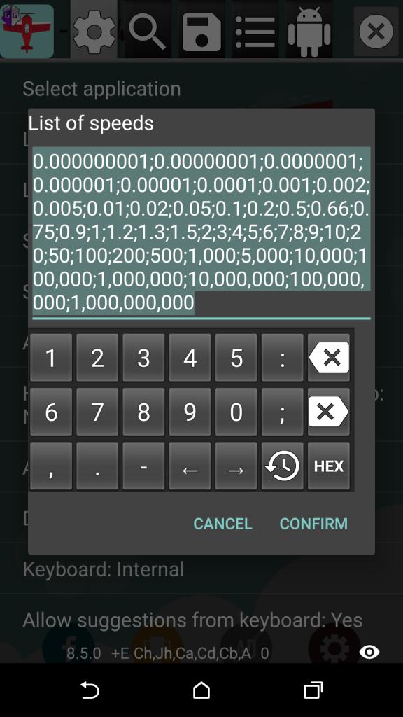 Топ 10 приложений для взлома игр на Андроиде Игры  - gameguardian-8.8.3-2-576x1024-1