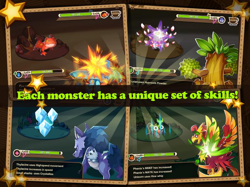 Haypi Monster для Android Казуальные - haypi-monster-dlya-android