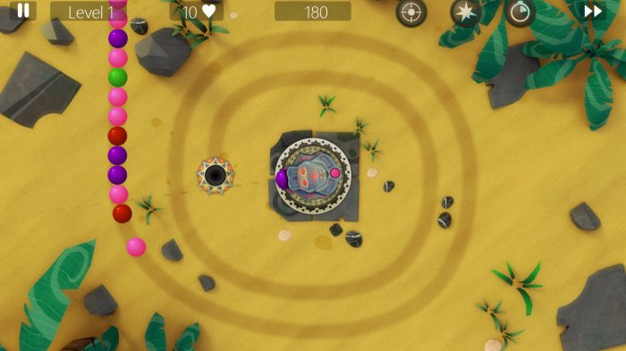 Marble Power Blast для Android Логические игры  - marble-power-blast-dlya-android