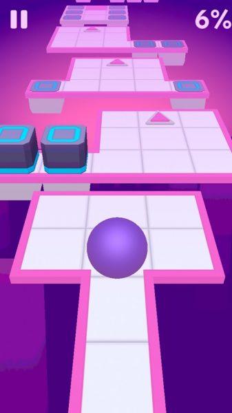 Rolling Sky для Android Настольные игры  - rolling-sky-1.3.1.1-6