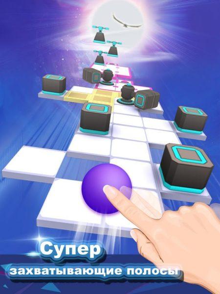Rolling Sky для Android Настольные игры  - rolling-sky-1.3.1.1-7