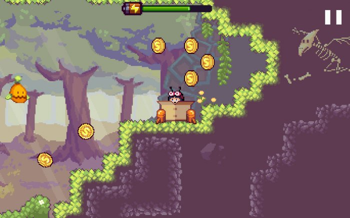 Sky Chasers для Android Аркады  - sky-chasers-dlya-android
