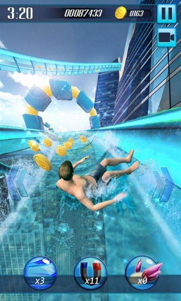 Водные горки 3D для Android Аркады - vodnye-gorki-3d-1.5-1