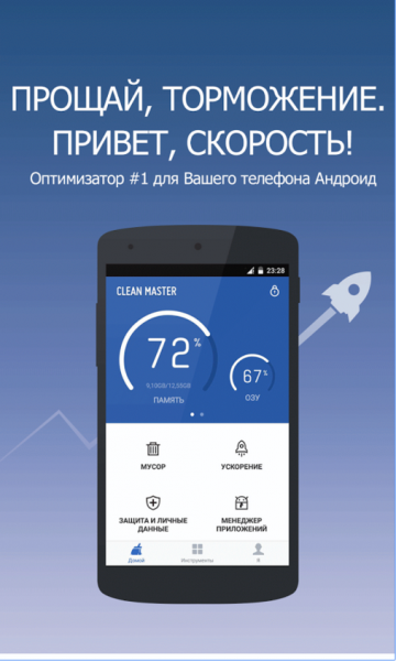 Топ 10 приложений для оптимизации Андроида Приложения - 1-7