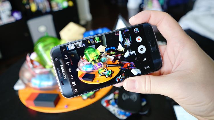 Что ещё нам известно о  Galaxy S8 ? Samsung  - galaxy-s7.-750