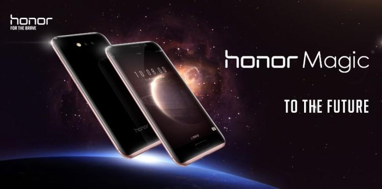 Huawei официально показала новый смартфон Honor Magic Другие устройства  - honor-magic-2.-750