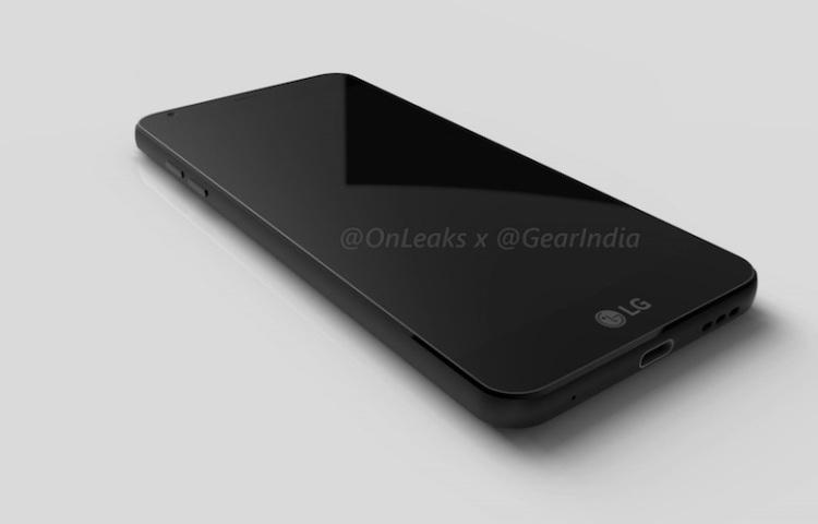 Качественные рендеры LG G6 - новые детали LG  - lg_g6_image_render_1.-750