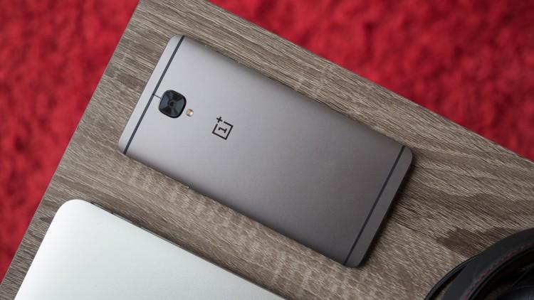 OnePlus 3T выключаются под нагрузкой процессора Другие устройства - oneplus-3t-back-table.-750