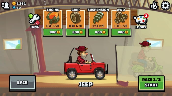 Hill Climb Racing 2 для ANdroid Гонки  - www.androeed.ru-85048398eff3bd717727e40d332b7ff0.