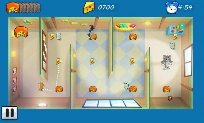Лабиринт Тома и мышонка Джерри для Android Аркады  - 1442676841_labirint-toma-i-myshonka-dzherri-4