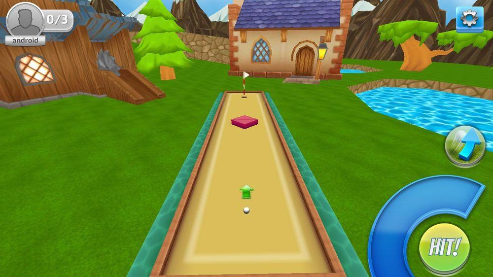 Golf Clash для Android Спортивные  - 1452705685_golf_clash-2