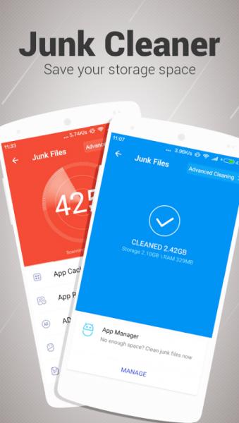 Super Cleaner - Optimize Clean для Android Системные приложения  - 19-01-2017-20-06-24