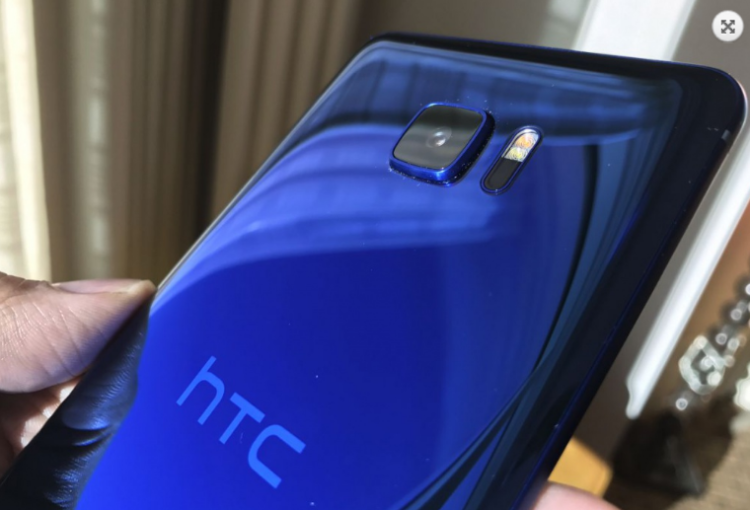 HTC U Ultra и HTC U Play «живые» фото HTC  - alleged-images-of-the-htc-u-ultra-4.-750