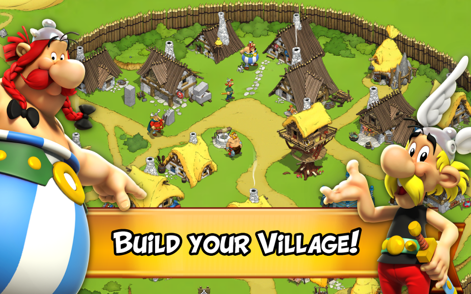 Asterix and Friends для Android Стратегии  - asterix-and-friends-1.4.0-2