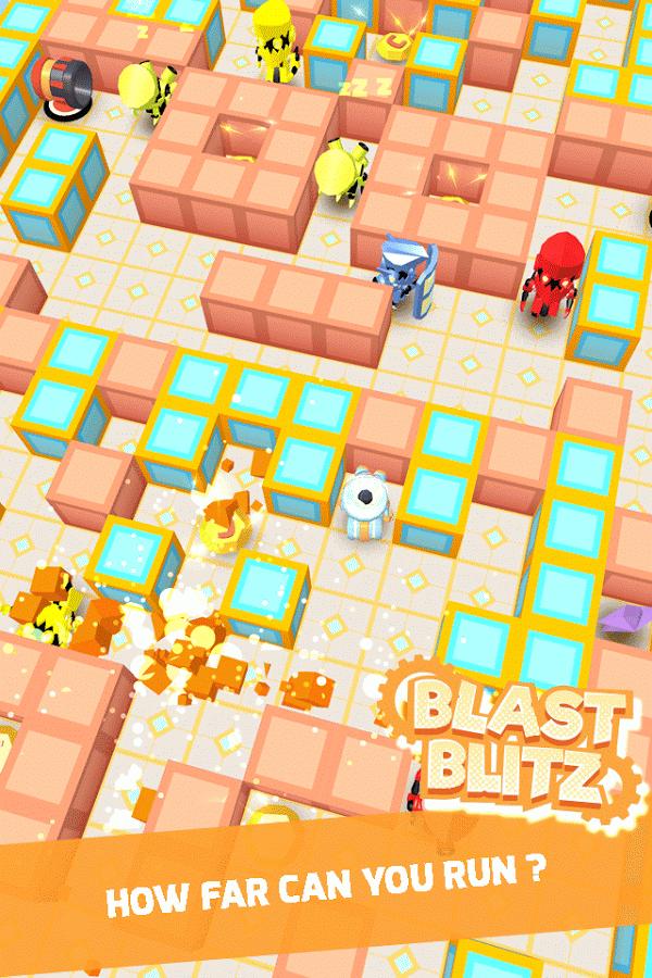 Blast blitz для Android Аркады  - blast-blitz-1.0-2