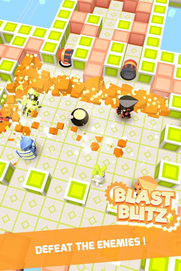 Blast blitz для Android Аркады  - blast-blitz-1.0-3