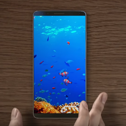 Samsung опубликовала видео с AMOLED-дисплеем Galaxy S8 Samsung  - did-these-samsung-display-videos-out-the-galaxy-s8