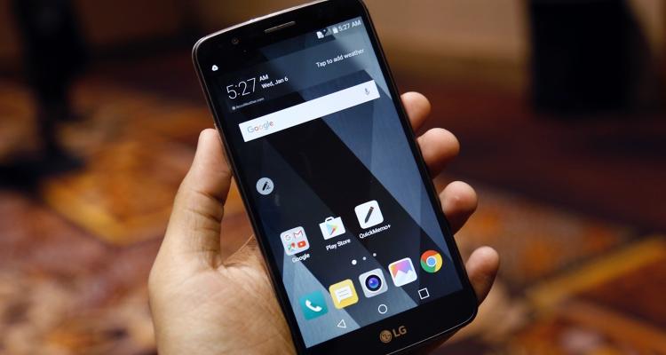 Официально представлен LG Stylo 3 LG - lgstylo.-750