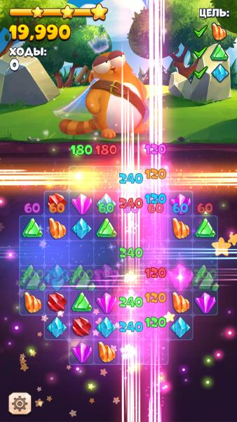 Viber Diamond Rush для Android Казуальные  - viber-diamond-rush3