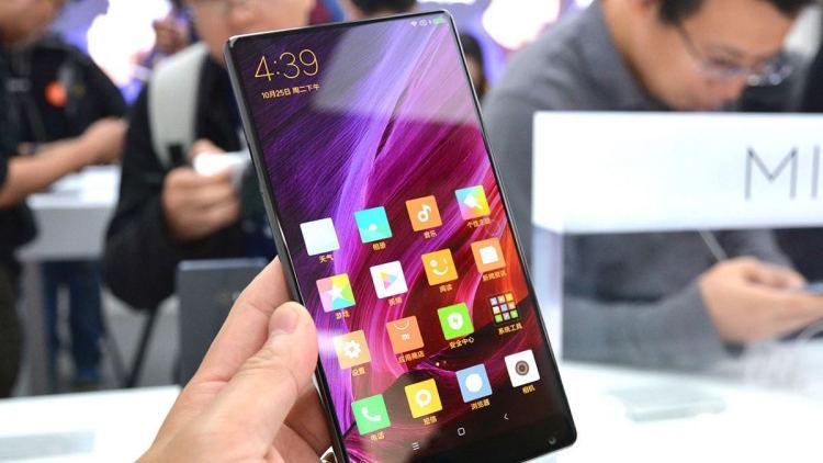 Xiaomi - стоит ли ждать повышения цен? Xiaomi  - xiaomi-mi-mix-2.-750