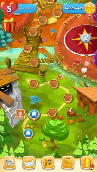 Bee Brilliant для Android Казуальные  - 1466850722_bee-brilliant-2