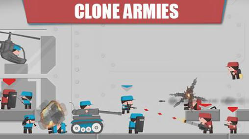 Clone Armies для Android Экшны, шутеры  - 1_clone_armies