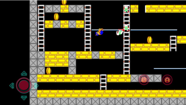Lode Runner Classic для Android Логические игры - 24-02-2017-17-28-27