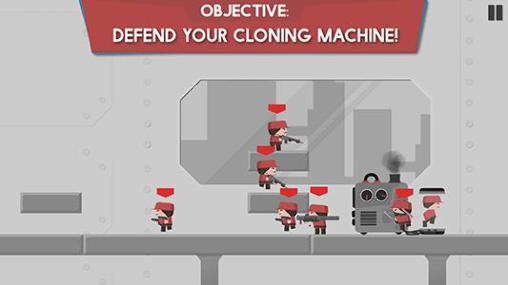 Clone Armies для Android Экшны, шутеры  - 2_clone_armies