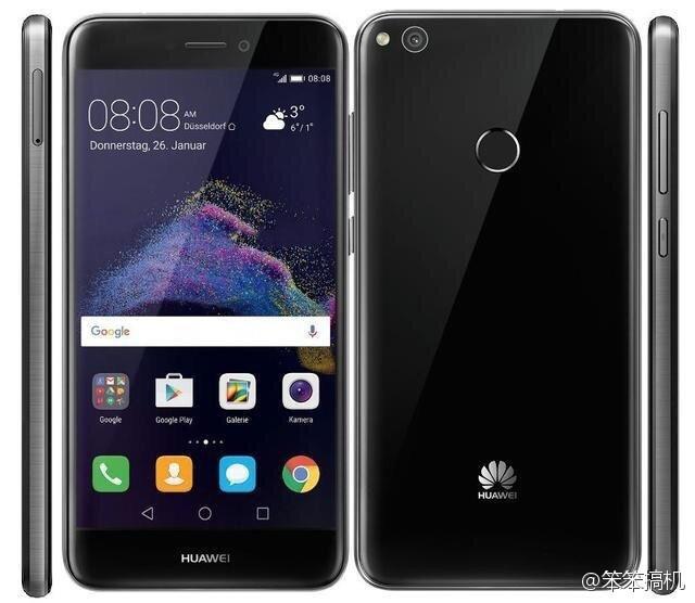 Huawei Nova Lite  на новых рендерах Другие устройства  - huawei-nova-lite