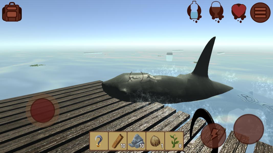 Raft Survival для Android Симуляторы  - raft-survival-igra