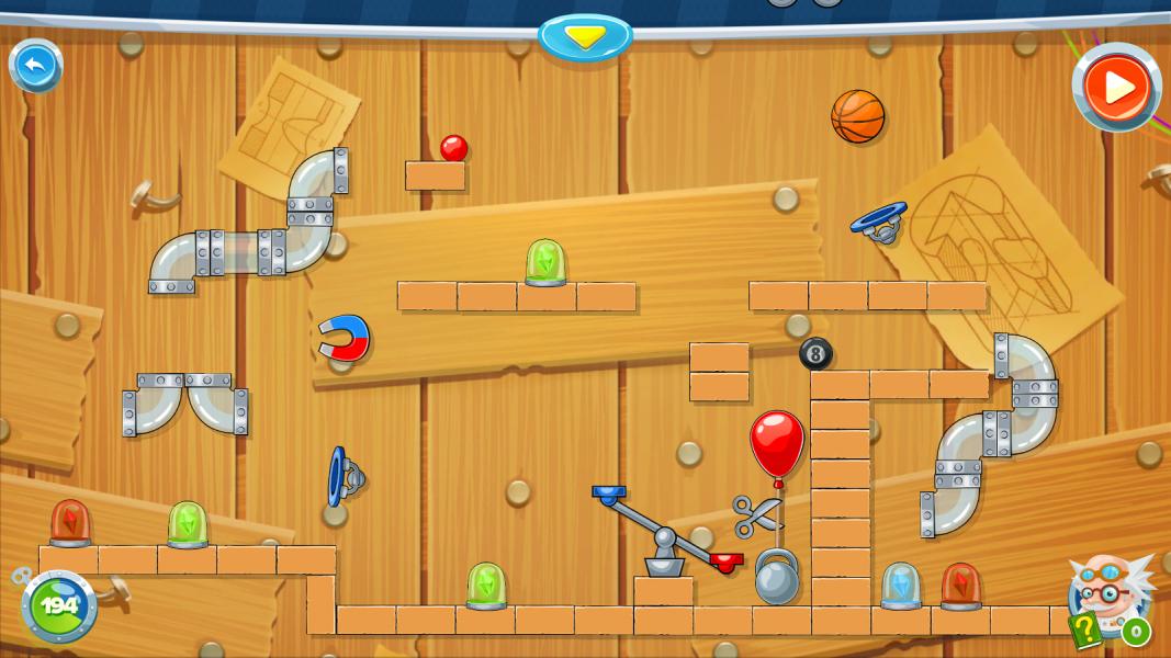 Rubes Lab для Android Логические игры - rubes-lab-1.5.3-1