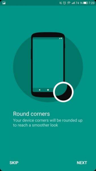 Cornerfly для Android Интерфейс  - screenshot_2017-02-01-07-23-41.-750