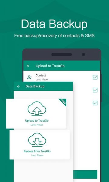 TrustGO Antivirus & Mobile Security для Android Безопасность  - trustgo-2.6.0-2