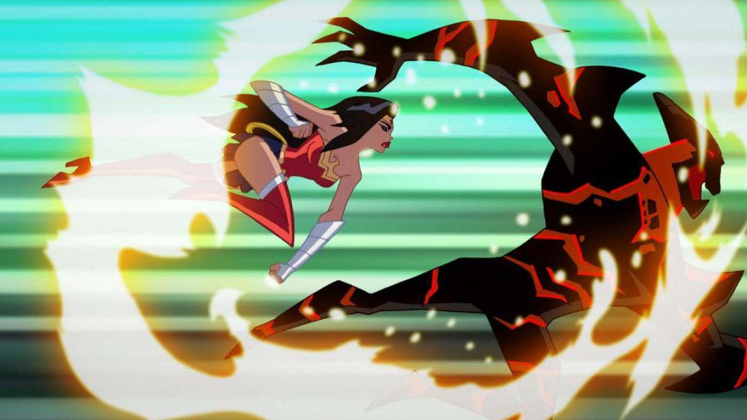Justice League Action Run для Android Экшны, шутеры - 1200